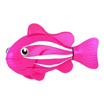 Qu'est-ce qu'un robot fish ?