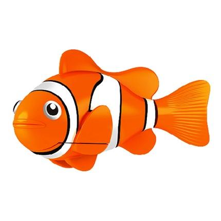 Robo Fish : fonctionnement et changement des piles