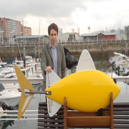 Shoal le poisson robot détecteur de pollution
