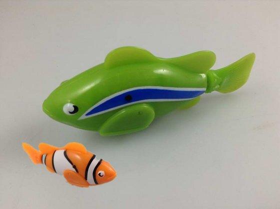 Robo Fish ancienne génération