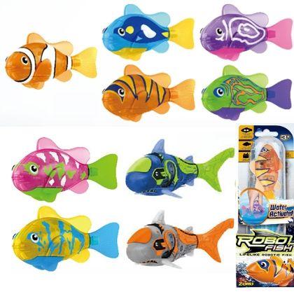 Robo fish tropicaux : Toutes les nouveautés pour Noël